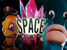 Платный онлайн-слот Космические Войны: играть онлайн