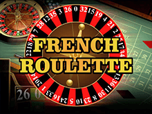 Видеорулетка French Roulette